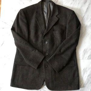 Oscar de la renta wool & cashmere Blazer size 44R